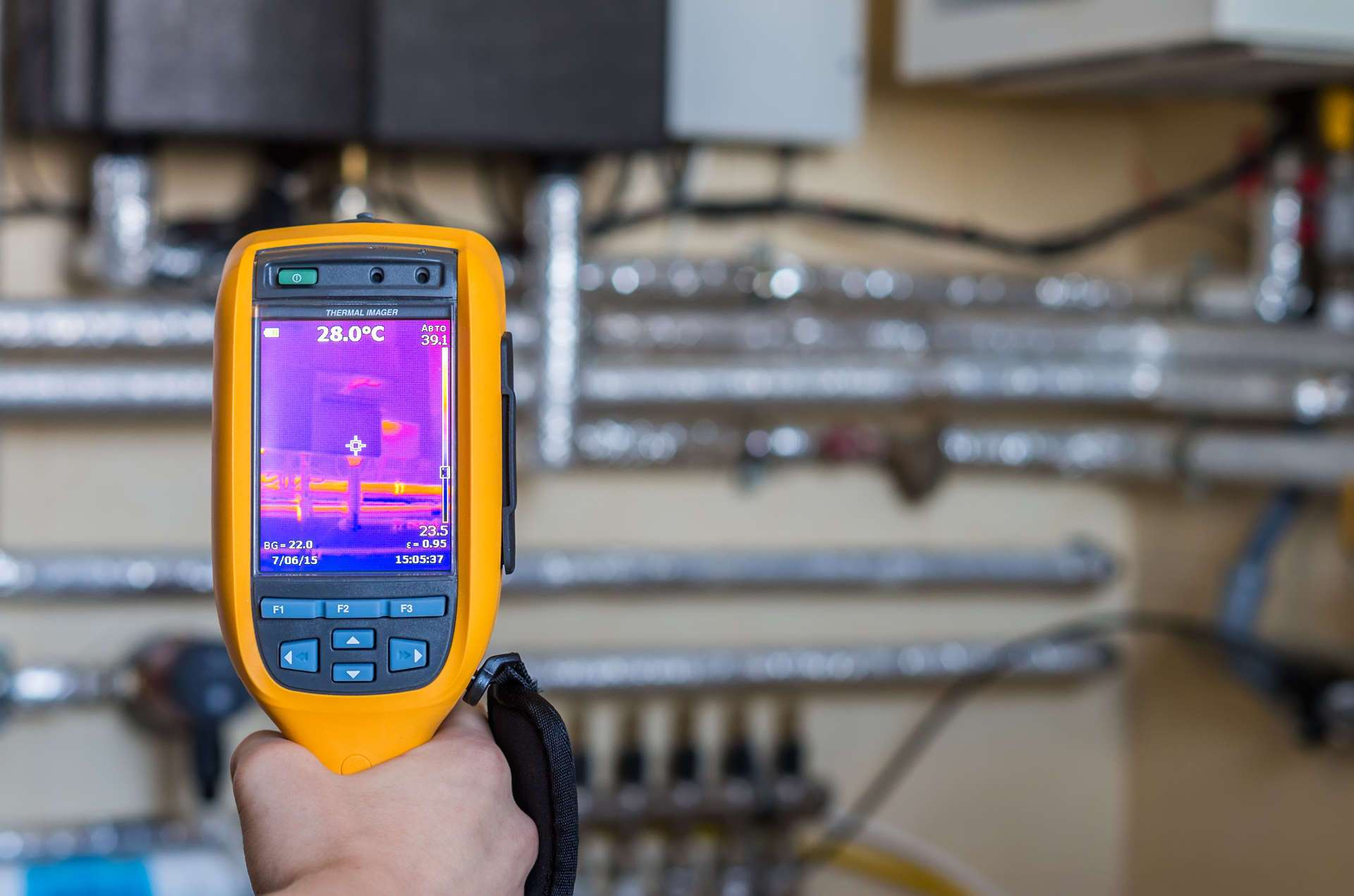 When to perform a thermographic test?